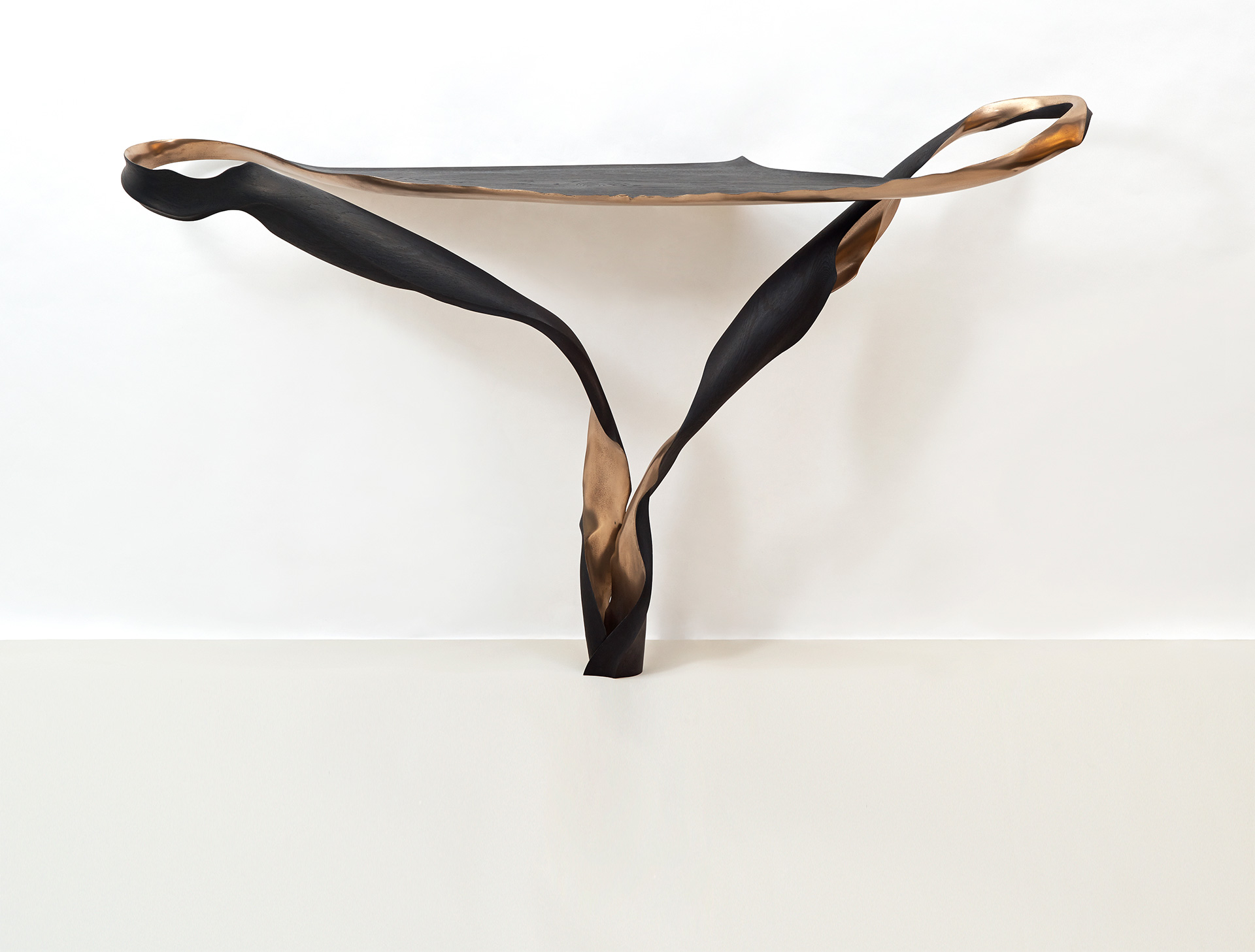 Marc Fish One Piece Console Table